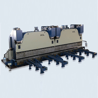W67K ELECTRIC HYDRAULIC SYNCHRONIZATION PRESS BRAKE