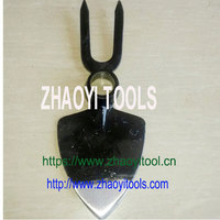 manufacture in forged digging weeding garden fork-hoe