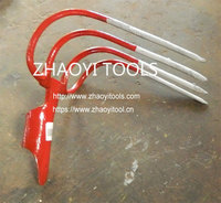 manufacture in forged garden digging hay pitch-fork