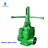 API 6A high pressure Demco Mud Gate Valve