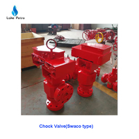 Swaco Hydraulic Manual Super Choke Valves with good quality for sale