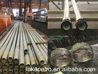 FRP Fibreglass reinforced plastic Line Pipe and fittings
