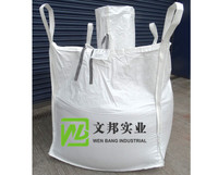 Grain seed bag 1000kg jumbo bag 1 ton salt pp woven sacks for sand