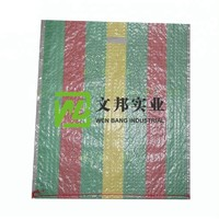 pp woven shopping bag for africa market