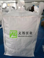 PP jumbo bag by 100% new pp for cement