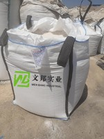 PP ton bag jumbo waterproof sand bags 1ton cement bags