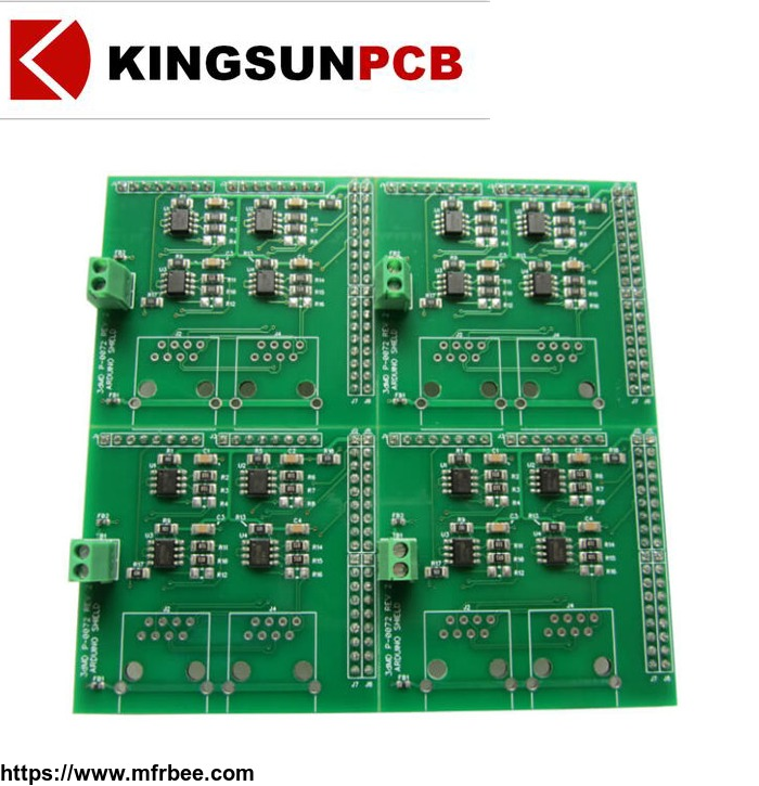 Hard Gold Plating PCB printed circuit board assembly