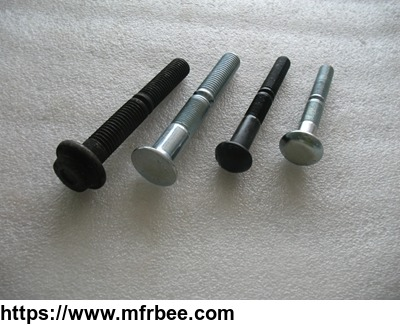 Carbon steel hooke bolts used for railway