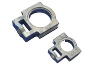 Lost wax casting non-standard bearing housing stainless steel