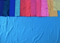 stretch single jersey fabric/knitting fabric/undershirt cloth Rsiro yarn