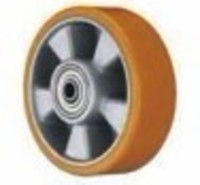 PU Aluminum core wheel