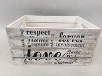 Wooden Storage Crate, Wooden Board Crate, Wooden Box
