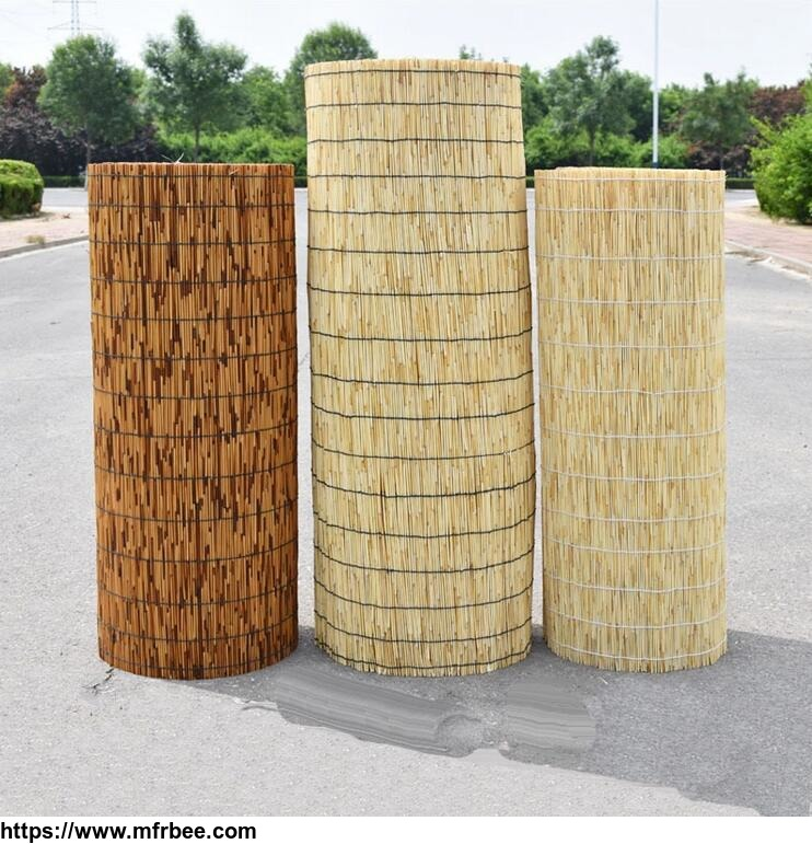 pure_natural_reed_curtain_the_window_blind_outdoor_bamboo_curtain_household_shade