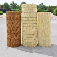 Pure natural reed curtain. The window blind. Outdoor bamboo curtain Household shade
