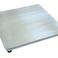 YS Series Stainless Steel Floor Scale
