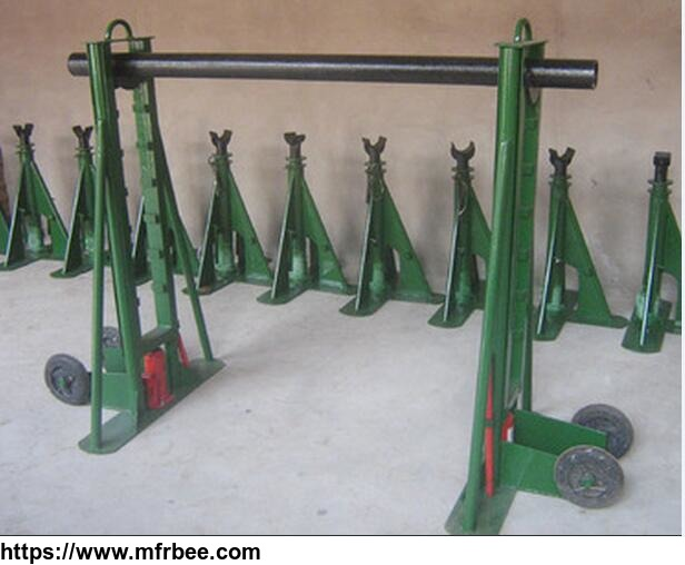 hydraulic_adjustable_cable_stand