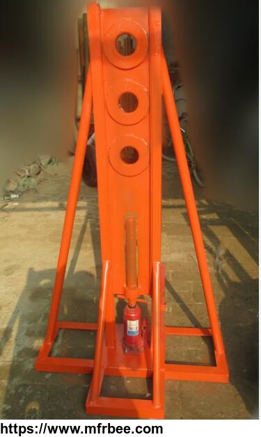 hydraulic_cable_drum_jacks_cable_jack_stand