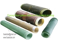Glass Fiber Winding Tube Epoxy glass tube