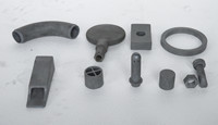 Refractory Sintered Silicon Carbide Ceramic (RBSIC or SiSiC) Sealing Parts