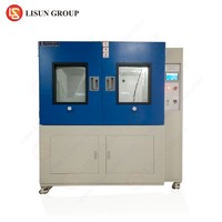 IEC60529 DIN40050 IP5K0 Dustproof Testing Machine for IP5X and IP6X