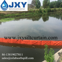 PVC Oil Containment Fence Boom