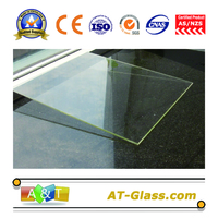 Borosilicate Float Glass2.6 (BG26) Fire-Resistant Special Glass fire-proof glass
