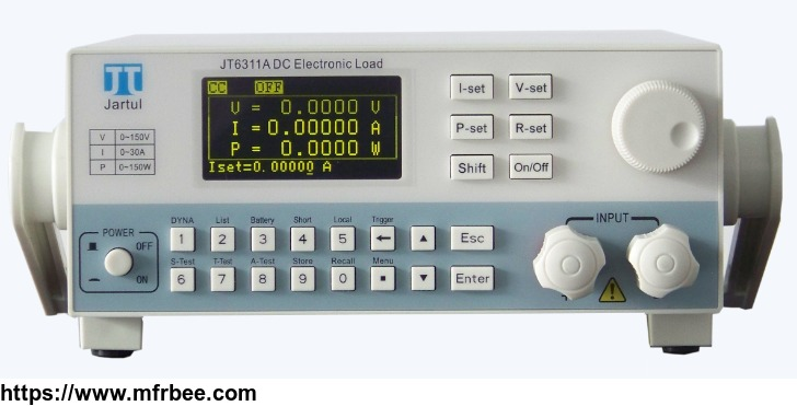 Supply High Accuracy Programmable Dc Electronic Load 300w