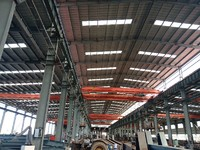 Wide Span Warehouse Steel Structure Prefabricated workshop Buildings