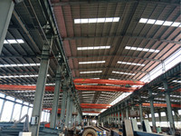 prefabricated famous steel structure workshop frame buildings
