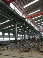 more images of Prefab light steel structure frame warehouse buildings manufacturer