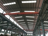 Multi-story prefabricated apartments steel structure warehouse building