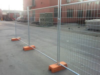 more images of Welded Temporary Fencing