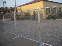 more images of Chain Link Temporary Fencing