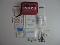 DH1030 personal Compact First Aid Kit for hikers,cyclists,and outdoor enthusiasts