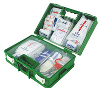 ABS case DH9015 Workplace/Office/school/kitchen first aid Kit