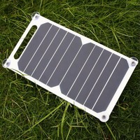 more images of 6W 5V Portable Flexible Solar Charger with USB port for Electrical Devices