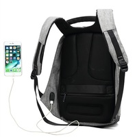 New Fashion 7W 5V Backpack Rucksacks with solar charger