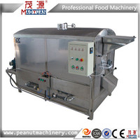 Hot sale Single-body Nut /peanut roaster (roasting) machine/equipment /peanut baking machine/batch roaster for roasting chickpea/walnut /cashew nut