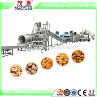 Automatic Coated peanut production equipment/machine /processing line/production line Maoyuan