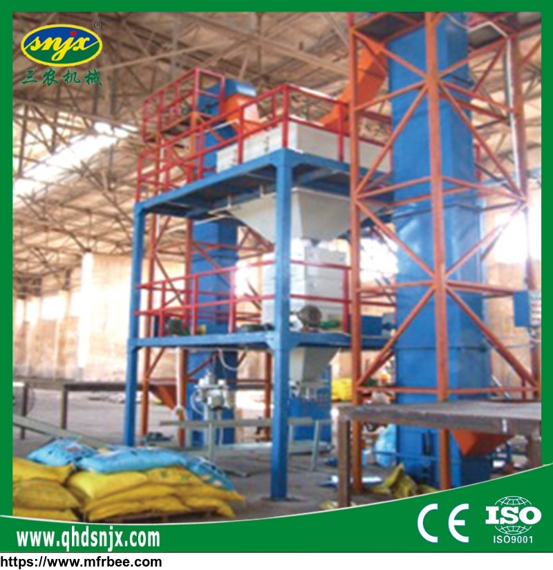 automatic_fertilizer_batching_and_blending_and_packing_system