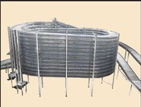 Cooling tower for food& cooling tower in freezen/proofer room