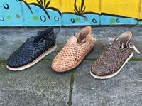 Mexican Huaraches Shoes for Men from Brand X Huaraches