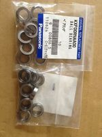 panasonic CM/NPM Ball bearing