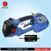 T-200 battery powered plastic strapping tools