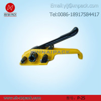 P-25 plastic band manual strapping tool