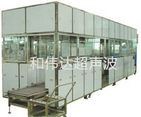 Phone parts automatic ultrasonic cleaning machine