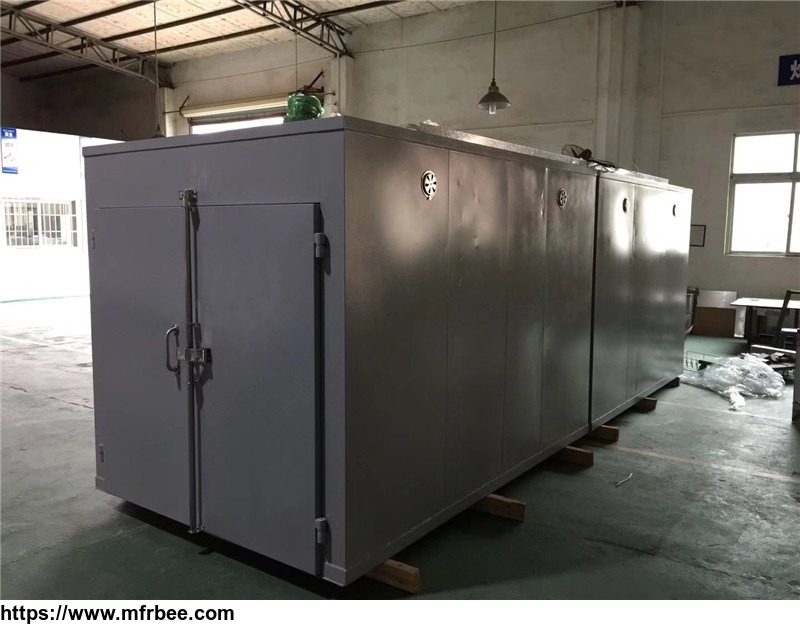 trolley_tunnel_oven_furnace_drying_equipment