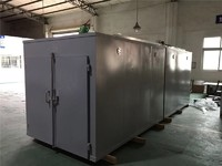 Trolley tunnel oven furnace drying equipment