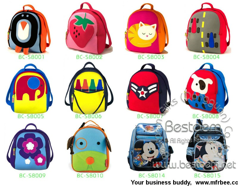 neoprene_school_backpacks_for_kids_from_bestoem