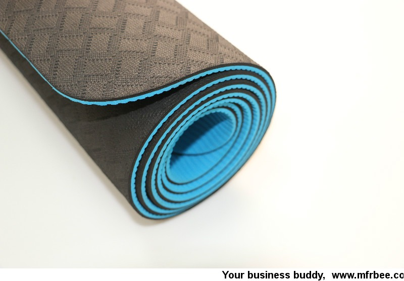 100_percentage_tpe_yoga_mats_for_training_and_gym_from_bestoem